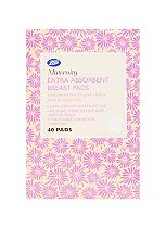 Boots Maternity Extra Absorbent Breast Pads - 1 x 40 Pack