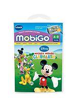 VTech MobiGo Software Mickey Mouse Club House