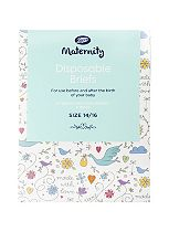 Boots Maternity Disposable Briefs Size 14/16 - 1 x 5 Pack