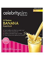 Celebrity Slim Banana 7 day Shake Pack