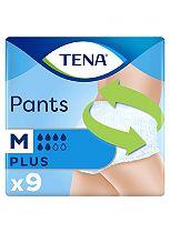 TENA Pants Plus Medium - 9 pack