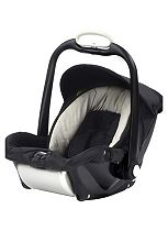 Mutsy Safe 2 Go Transporter car seat - black