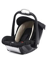 Mutsy Safe2Go Car Seat - Black