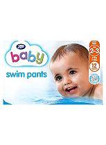 Boots Swim Pants Size 3 Midi - 1 x 12 Pants