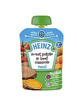 Heinz 7+ Months Sweet Potato & Beef Casserole Meal 130g