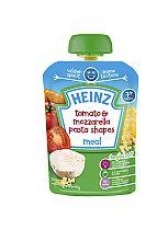 Heinz 7+ Months Tomato & Mozzarella Pasta Shapes Meal 130g