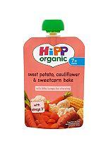 HiPP Organic Sweet Potato, Cauliflower & Sweetcorn Bake 7+ Months 130g