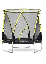 Plum Whirlwind Trampoline and Enclosure 8ft
