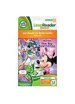 LeapFrog LeapReader Junior Book: Disney Minnie The Big Bow-Nanza