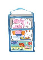 Peppa Pig Bath Time Puzzle