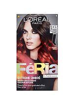 L'Oreal Pref Feria Extreme Flame Red Ombre E03