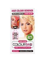 Colour B4 Hair Colour Remover Includes Clarifier for Fashion Colours