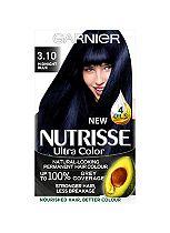 Garnier Nutrisse Ultra Color Permanent Nourishing Hair Colour Ultra Marines 3.10 Midnight Blue