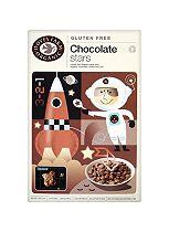 Doves Farm Chocolate Stars - Gluten Free 375g