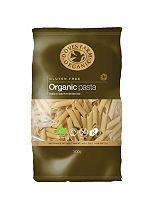 Doves Farm Brown Rice Penne Pasta - Organic gluten free 500g