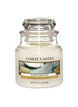 Yankee Candle Classic Small Jar Candle Baby Powder 104g