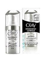 Olay Regenerist Luminous Anti-Dark Circle Correcting Eye Treatment 15ml