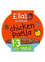 Ella's Kitchen Chicken Paella with a Pinch of Paprika 1+ 200g