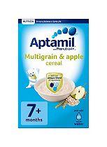Aptamil with Pronutravi+ Multigrain & Apple Cereal 7+ Months 200g