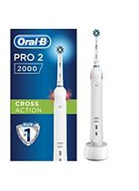 Oral-B Pro 2000 Rechargeable Electric Toothbrush