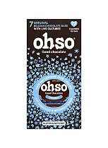 ohso Belgian Chocolate 7 Bars with your Daily Boost Of Live Bacteria. 94.5g