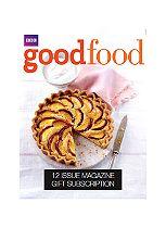Good Food Magazine Subscription