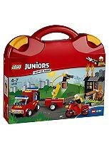 LEGO™ Juniors Fire Suitcase