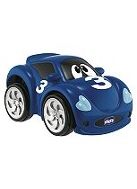 Chicco Turbo touch Fast Blue Car