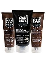 ManCave The Pioneer - Shave Regime Bundle