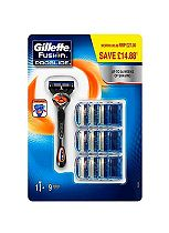 Gillette Flexball power Value Pack + 9 blades