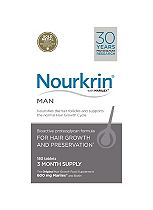 Nourkrin MAN 180 Tablets (3 month supply)
