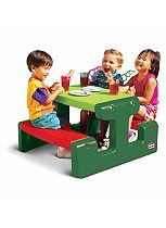 Little Tikes Junior Picnic Table