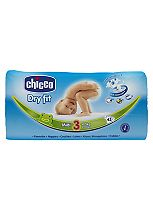 Chicco Dry Fit Midi Nappies Size 3 Maxi Pack - 42 Nappies