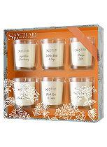 Sanctuary Spa Home Fragrance Autumn Winter Collection Set
