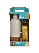 Jamie Oliver Terracotta Drizzler with Olive Oil