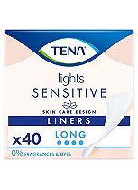 lights by TENA Long Liners Duo Pack x40