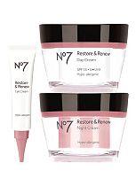 No7 Restore and Renew Bundle