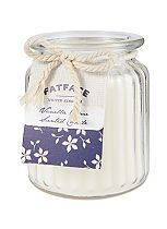 Fat Face Vanilla Crème Scented Candle