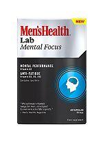 Men's Health Lab Mental Focus - 40 Capsules 20 days