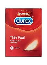 Durex Condoms Thin Feel - 14 condoms