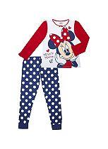 Mini Club Girls Pyjama Minnie Mouse