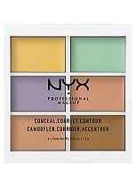 NYX 3c palette - conceal, correct, contour