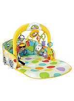 Fisher Price 3-in-1 Convertible Car Gym