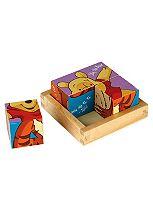 Disney Winnie The Pooh Puzzle Blocks