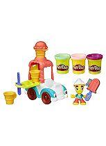 Play Doh Ice Cream Truck