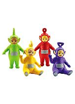 Teletubbies four figure family pack