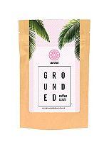 Grounded Body Scrub Grapefruit Scent Coffee Scrub