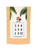 Grounded Body Scrub Chocolate Orange Scent Coffee Scrub