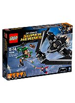 LEGO™ Heroes of Justice: Sky High Battle 76046