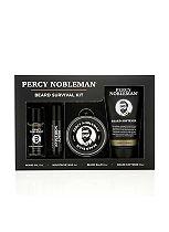 Percy Nobleman Beard Grooming Kit